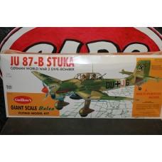"""BALSA JU 87-B STUKA 34"""""""