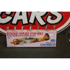 """BALSA FOCKE WULF FW-190 16"""""""