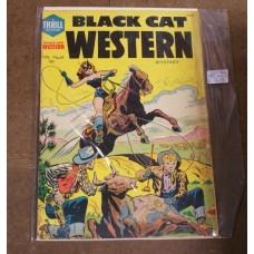 BLACK CAT MYSTERY #54