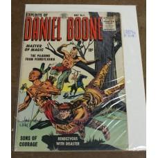 EXPLOITS OD DANIEL BOONE