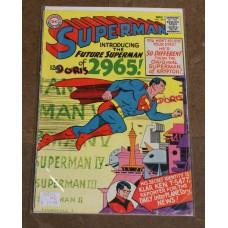 SUPERMAN #181