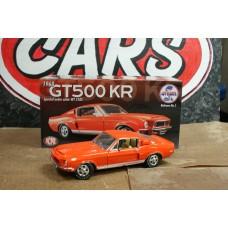 1968 MUSTANG GT500 KR