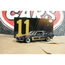 1969 FORD MUSTANG BOSS 302 - SMOKEY YUNICK