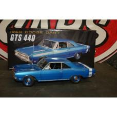 1969 DODGE DART GTS 440