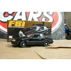 1992 PURSUIT MUSTANG - FBI