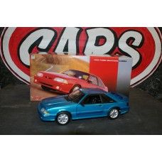 1993 FORD MUSTANG COBRA - TURQUOISE