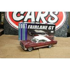 1967 FAIRLANE GT CONVERTIBLE