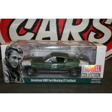 1968 FORD MUSTANG GT - STEVE McQUEEN BULLETT