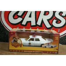 DUKES OF HAZZARD - ROSCO POTROL CAR