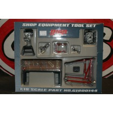 SHOP EQUIPMENT TOOL SET 1/18