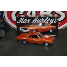 1968 DODGE HEMI DART MAX HURLEY'S DODGE