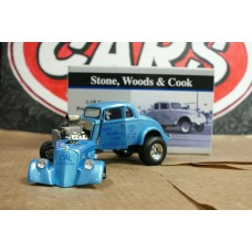 1933 WILLYS GASSER STONE WOODS & COOK
