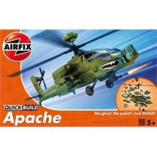 QUICKBUILD APACHE HELLICOPTER