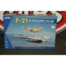 F-21 IAF KFIR C1/USMC F-21A LION