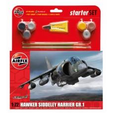 HAWKER SIDDELEY HARRIER GR1 GIFT SET