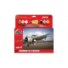 GRUMMAN F4F-4 WILDCAT GIFT SET
