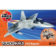 QUICKBUILD F-22 RAPTOR