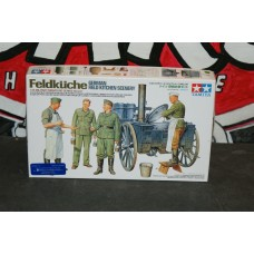 FELDKUCHE GERMAN FIELD KITCHEN SCENERY