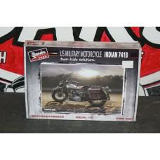 INDIAN 741B US MILITAY MOTORCYCLE