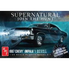 1967 IMPALA I SPORT SEDAN - SUPERNATURAL
