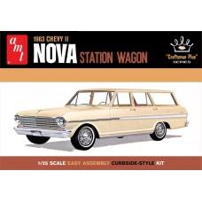 1963 CHEVY NOVA STATION WAGON