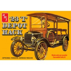 1923 MODEL T DEPOT HACK / EXPRESS WAGON