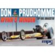 DON the snake PRUDHOMME WYNN'S WINDER DRAGSTER