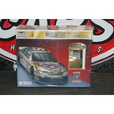 NASCAR 50TH ANNIVERSARY GOLD COMMEMORATIVE CHEVY