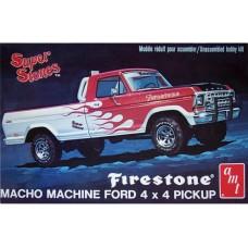 1978 FORD PICKUP - FIRESTONE SUPER STONES