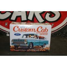 1965 FORD CUSTOM CAB STYLESIDE PICKUP