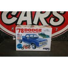 1978 DODGE D100 PICKUP