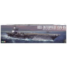 U.S.S. ENTERPRISE AIRCRAFT CARRIER CVN65