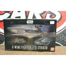 STAR WARS U-WING FIGHTER AND TIE STRIKER