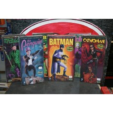 BATMAN CLASSIC TV SERIES 6 KIT SET