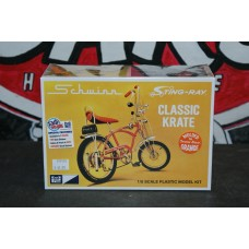 SCHWINN ORANGE KRATE BICYCLE