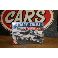 SOAPY SALES FUNNY CAR