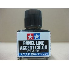 PANEL ACCENT - BLACK 40ML