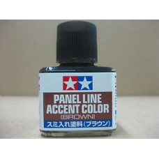PANEL ACCENT BROWN 40ML