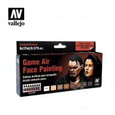FACE PAINTING SET BY ANGEL GIRALDEZ