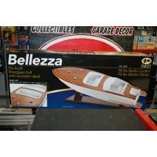 BELLEZZA 1/10 RC BOAT KIT