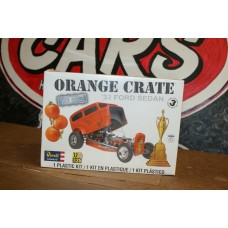 1932 Ford Sedan ORANGE CRATE