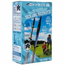 SOLAR SCOUTS MODEL ROCKET LAUNCH SET