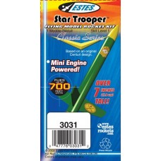 STAR TROOPER MODEL ROCKET KIT