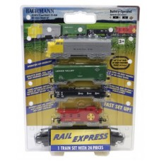 HO RAIL EXPRESS