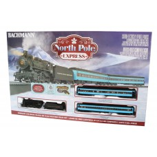 NORTH POLE EXPRESS HO TRAIN SET