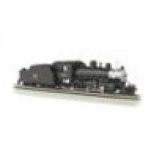 HO 2-6-0 ALCO STEAM LOCO CN 6013