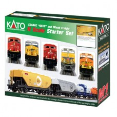 N Scale ES44AC Train Set, CP