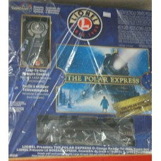 THE POLAR EXPRESS ELECTRIC TRAIN SET with BLUETOOTH