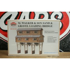 M. WALKER & SON SAND & GRAVEL LOADING BRIDGE