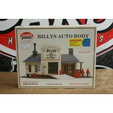 BILLYS AUTO BODY